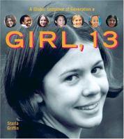 Girl, 13