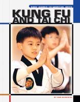 Kung Fu and Tai Chi
