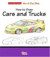 How to Draw Cars and Trucks