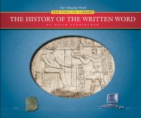 The History of the Written Word