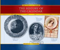 The History of the Calendar