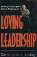 Loving Leadership