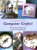 Creative Computer Crafts!