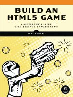 Build An HTML5 Game
