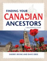 Image: Finding your Canadian Ancestors