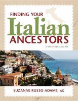 Finding your Italian Ancestors