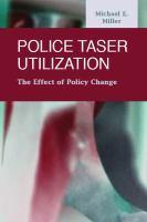 Police Taser Utilization