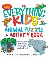 The Everything Kids' Animal Puzzle & Activity Book