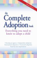 The Complete Adoption Book