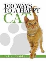 100 Ways to A Happy Cat