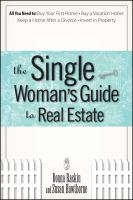 The Single Woman's Guide to Real Estate