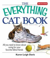The Everything Cat Book