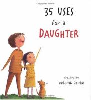 35 Uses for A Daughter