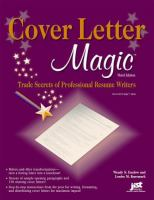 Cover Letter Magic