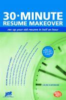 30-minute Résumé Makeover