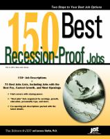150 Best Recession-proof Jobs