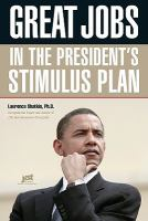 Great Jobs in the President's Stimulus Plan