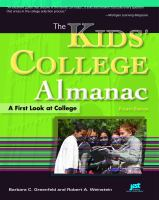 The Kids College Almanac