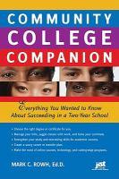 Community College Companion