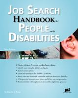 Job Search Handbook for People With Disabilities