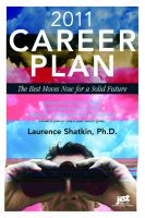 2011 Career Plan