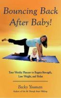 Bouncing Back After Baby
