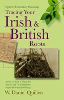 Tracing your Irish & British Roots