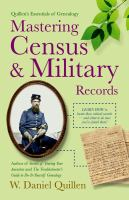 Mastering Census & Military Records