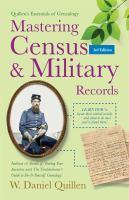 Mastering Census & Military Records