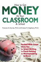 How to Get Money for your Classroom & School