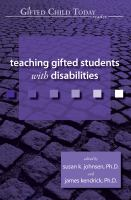 Teaching Gifted Students With Disabilities