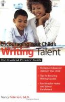 Encouraging your Child's Writing Talent