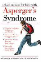 School Success for Kids With Asperger's Syndrome