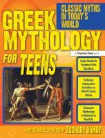 Greek Mythology for Teens