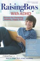 Raising Boys With ADHD