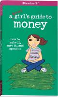 A $mart Girl's Guide to Money