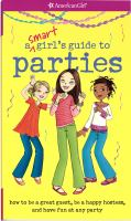 A Smart Girl's Guide To Parties