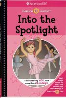 Into the Spotlight
