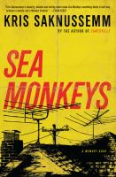 Sea monkeys : a memory book