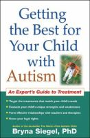 Getting the Best for your Child With Autism