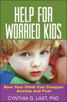 Help For Worried Kids