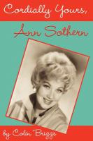Cordially Yours, Ann Sothern
