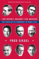 Revolt Against the Masses