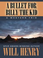 A Bullet for Billy the Kid