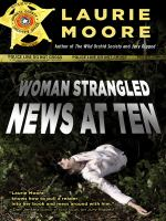Woman Strangled-- News at Ten