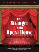 The Stranger in the Opera House