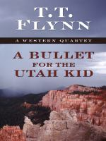 A Bullet for the Utah Kid