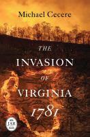 The Invasion of Virginia 1781