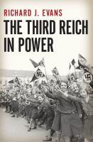 The Third Reich in Power, 1933-1939