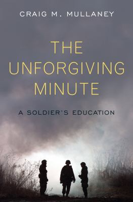 Cover image for The Unforgiving Minute
